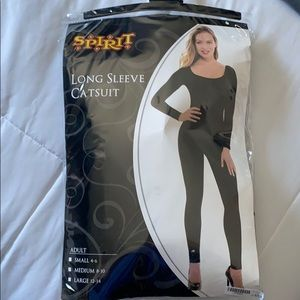 Women's Long Sleeve Catsuit